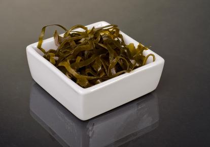 Alimentation saine : algues