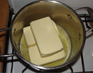 Ghee (beurre clarifié) : fabrication
