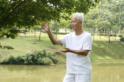 Ostéoporose et tai-chi
