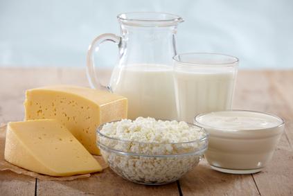 Acné et produits laitiers