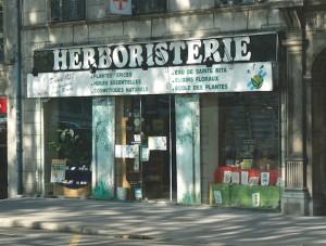 Herboristerie Bonneval