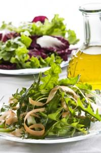 Amers : salade de pissenlit