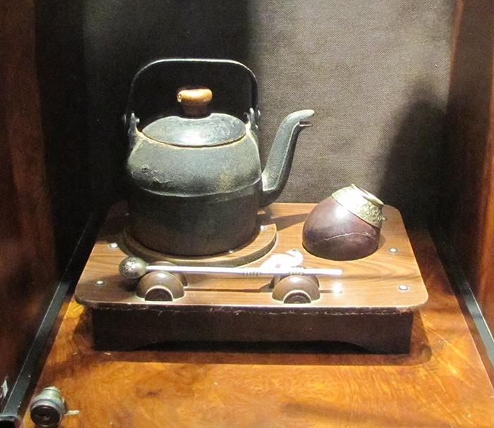 Chimarrão, préparation du maté