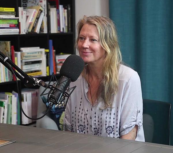 Frederika Van Inger interview